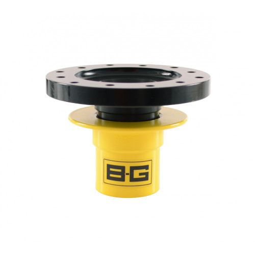 B-G Racing Weld-On 6 Bolt Steering Wheel Quick Release - EARS Motorsports. Official stockists for B-G Racing-BGR704