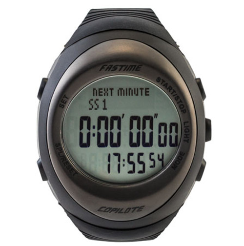 AST RW3 Professional Wrist Watch - EARS Motorsports. Official stockists for AST-RW3