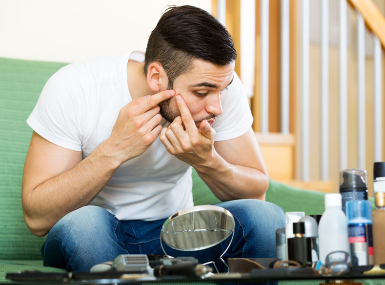 How to Pop a Pimple and . . . Understanding Pimple Types