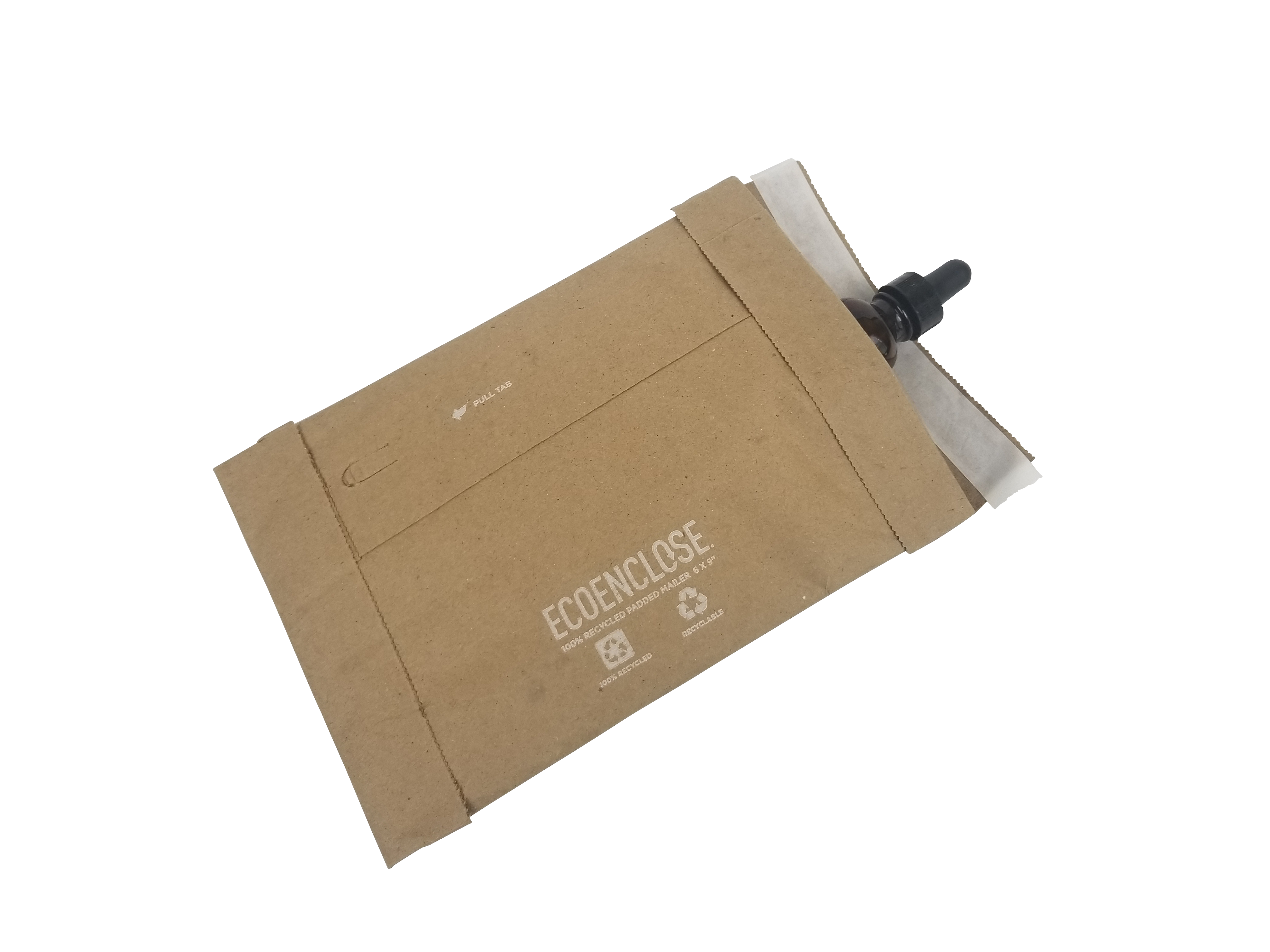 100% Recycled Padded Mailers