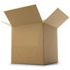 """8.5"""" x 5.5"""" - 100% Recycled Kraft Shipping Label - 200 Labels"""
