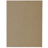 "8.5"" x 11"" - Recycled Chipboard Pads - Case of 250"