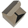 """1.5 x 1.5 x 3"""" - 100% Recycled Tuck Boxes - Case of 500"""
