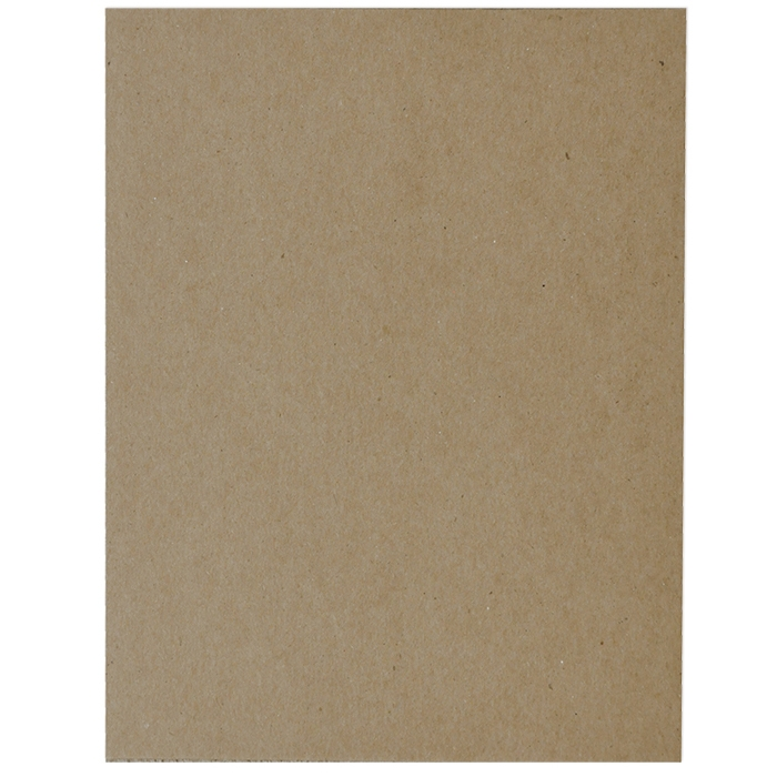 """8"""" x 10"""" - Recycled Chipboard Pads - Case of 250"""