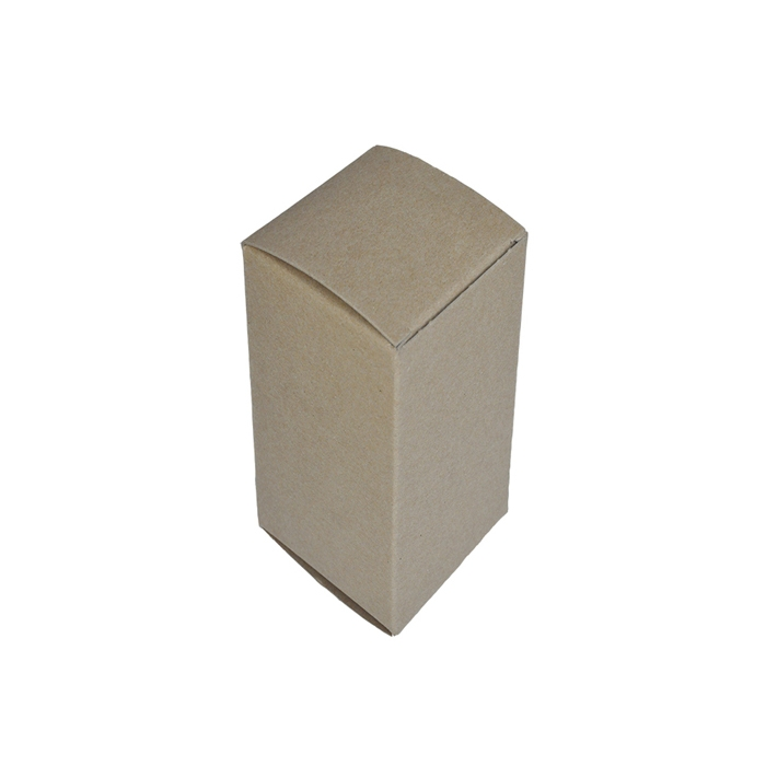 "2 x 2 x 4"" - 100% Recycled Tuck Boxes - Bundle of 25"