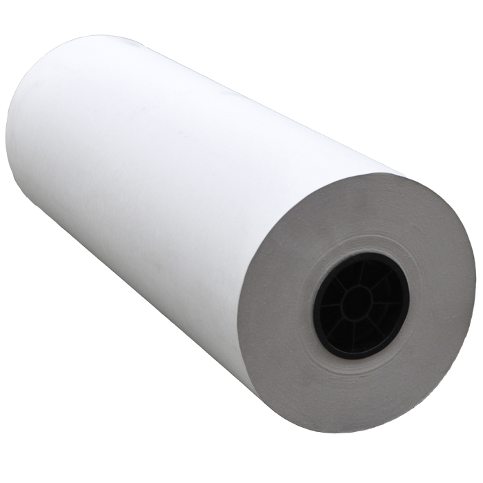 """100% Recycled Bogus Paper Roll - 50# - 24"""" x 720'"""