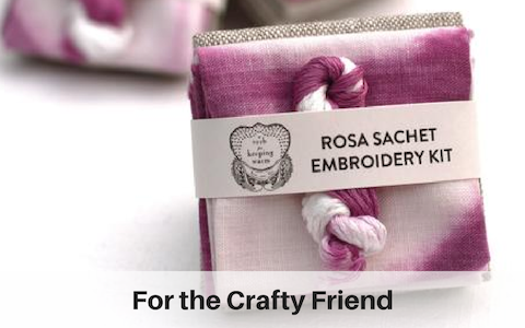 eco-friendly crafts and kits