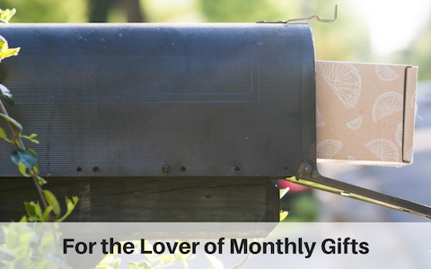 eco-friendly monthly subscription boxes
