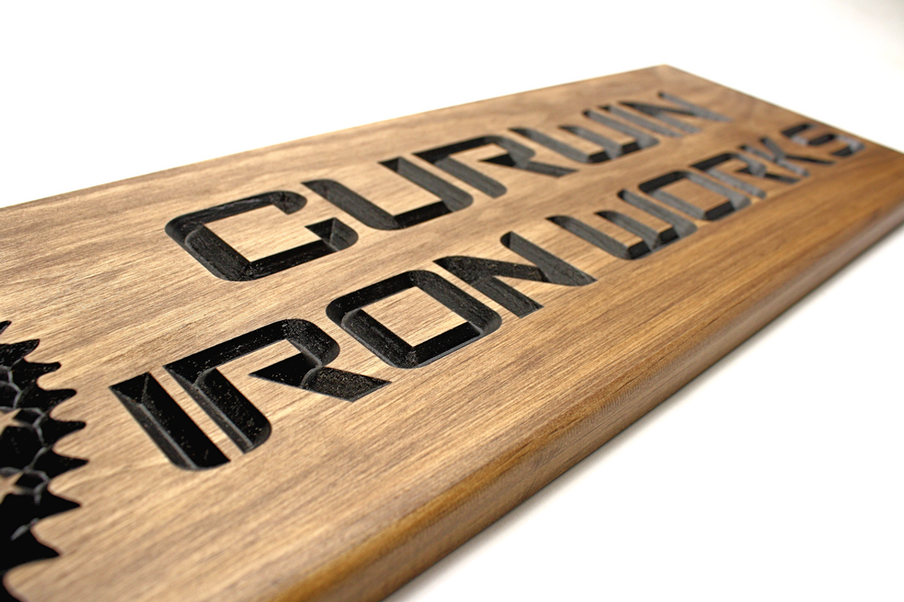 barbell sign