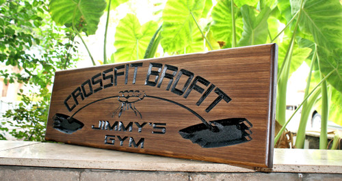 GYM Sign (CWD-314)