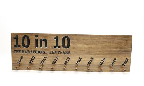 10 in 10 marathons