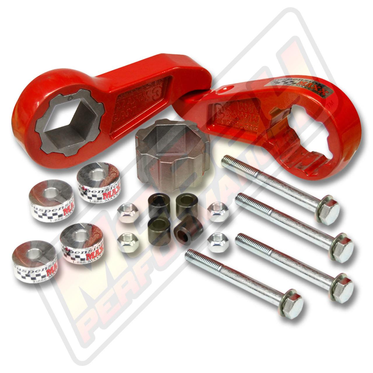 2011-2014 Silverado Sierra 2500 3500 Leveling Kit