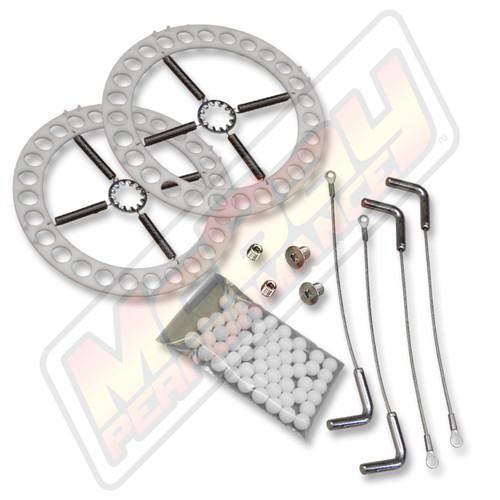Alignment Turn Plate / Table Repair Kit - Stainless Steel Hardware