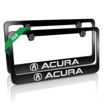 License Frames ACURA Page Car Beyond Store - Acura license plate