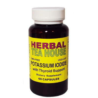 Potassium Iodide with Thyroid Support