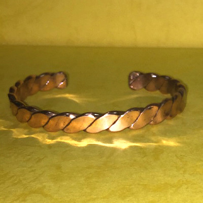 Magnetic Copper Bracelet 1.5cm