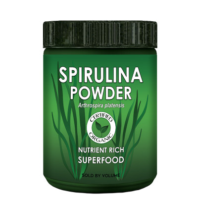 Spirulina Powder by Herbal Tea House