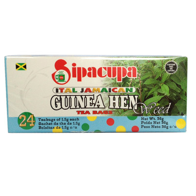 Guinea Hen Weed Tea (24 Tea Bags)