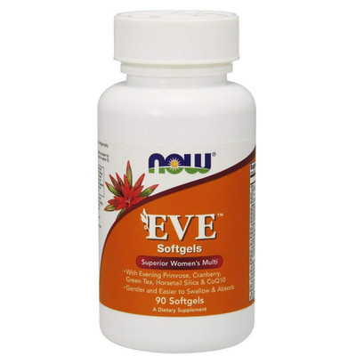 NOW EVE Superior Women's Multivitamins (90 Softgels)