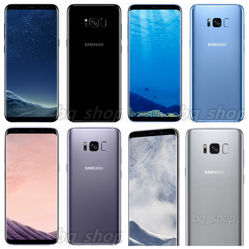 """Samsung Galaxy S8+ G955 6.2"""" Octa-core Android Phone"""