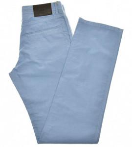 Brioni Jeans 'Sunset' 5 Pocket Cotton Size 30 Blue
