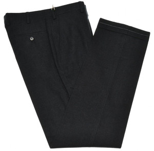 Brioni Pants 'Portorico' Brushed Cotton Size 30 Blue