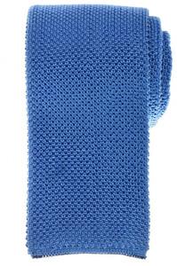 Cesare Attolini Napoli Reversible Silk Tie 59 3/4 x 2 7/8 Blue & Navy 09TI0063