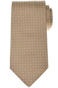 Luigi Borrelli Napoli Tie Silk 59 1/4 x 3 3/8 Brown Paisley 05TI0388