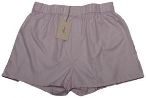 Brioni Luxury Boxer Shorts Underwear Cotton Large Pink Red 03UN0104