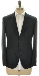 Boglioli 'K Jacket' Sport Coat 2B Wool Blend 38 48 Blue Brown 24SC0194