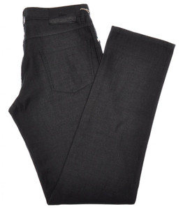 Brioni Denim Jeans 'Stelvio' Double Faced Cotton 32 48 Dark Blue 03JN0361