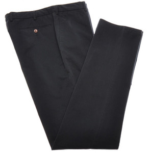 Incotex Dress Pants Cotton Twill 40 56 Washed Blue-Green 08PT0181
