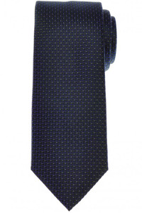 Brioni Tie Silk Blue Green Geometric 03TI0599