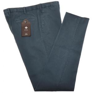 PT01 Pantaloni Torino Evo Slim Pants Cotton Stretch 38 54 Green PT0130