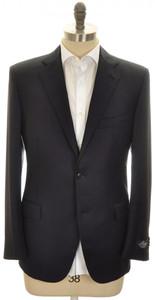 Belvest Sport Coat Jacket 2B Wool 110's 50 60 Dark Blue 50SC0246