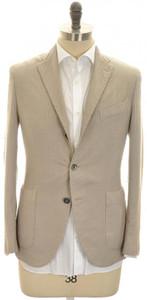 Boglioli 'K Jacket' Sport Coat 3B Washed Wool Silk 40 50 Gray 24SC0235