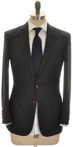 Brioni Suit 'Colosseo' 2B Wool 34 44 Dark Gray Stripe 03SU0197