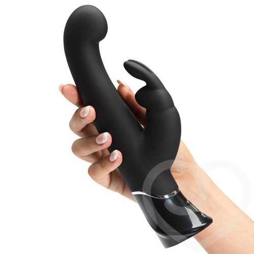 Buy The Greedy Girl G-Spot Rechargeable Silicone Rabbit -8241