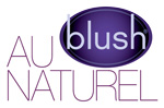 blush au naturel realistic feel dildos
