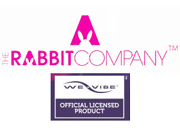 the rabbit company we-vibe licensed vibrators