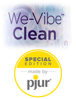 wevibe clean special edition by pjur
