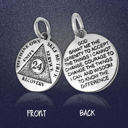 24 Hour Coin - 1 through 40 years available