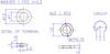 data sheet for 16mm potentiometer - Knurled Shaft - Solder Lug