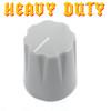 Gray Davies 1900 clone knob - Heavy Duty - Brass Insert