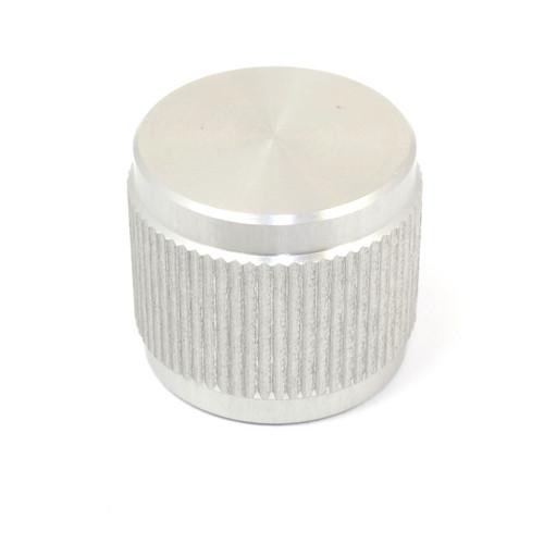 Silver Kilo International aluminum knob KN-IV-303-08
