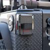 Smoked LED Tail Lights for Wrangler JK 2007-2017