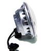 7 Inch Halo Projector Chrome LED Headlights Set