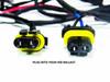 HID Xenon Wire Relay Harness H7