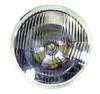 7 Inch Reflector Glass Sealed-Beam Headlights Set
