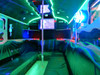 10M RGB Strips used in party bus